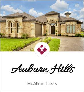 Auburn Hills, McAllen new homes