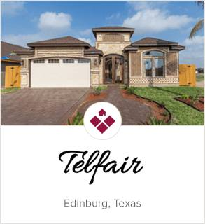 Telfair, Edinburg new homes