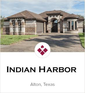 Indian Harbor, Alton new homes